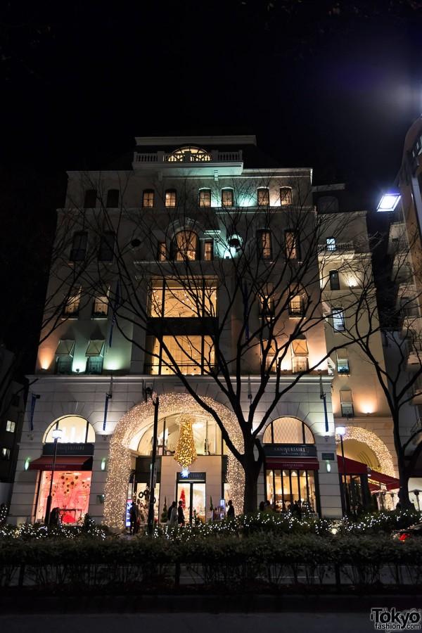 Tokyo Christmas Aoyama & Omotesando (110)