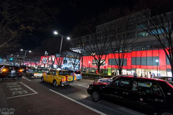 Tokyo Christmas Aoyama & Omotesando (116)