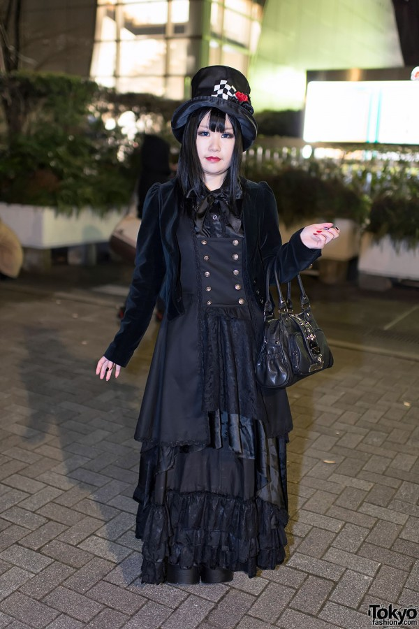 Versailles Visual Kei Fan Fashion (7)