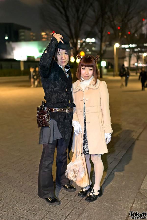 Versailles Visual Kei Fan Fashion (8)