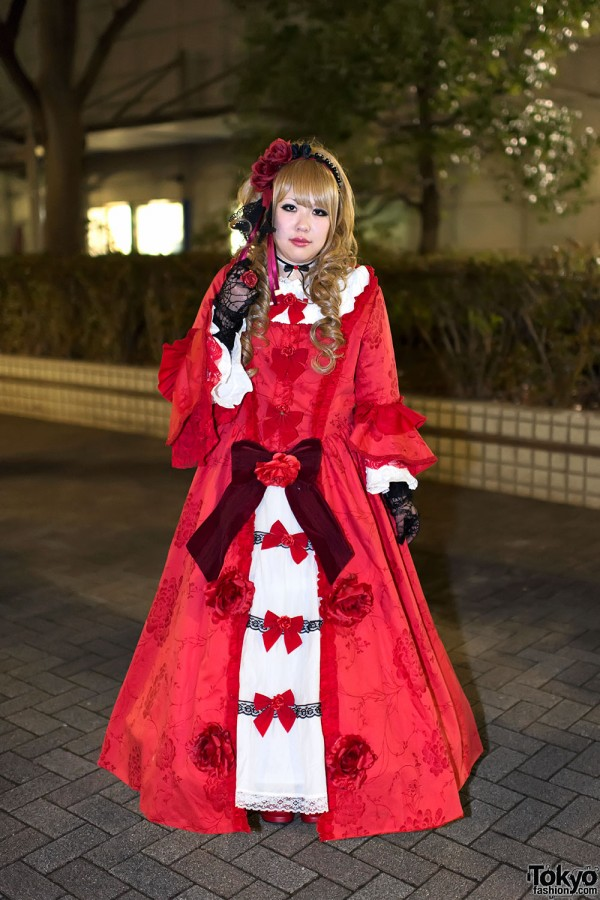 Versailles Visual Kei Fan Fashion (9)