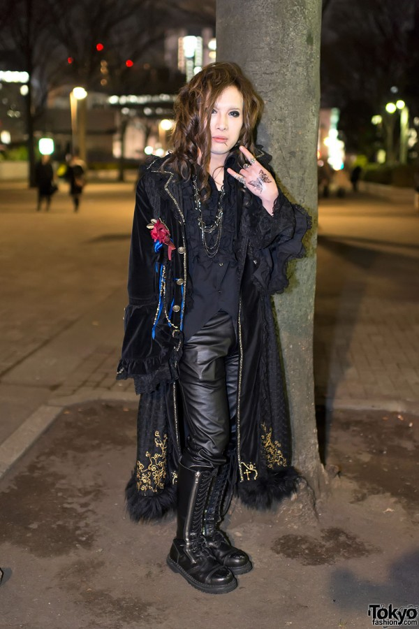 Versailles Visual Kei Fan Fashion (16)