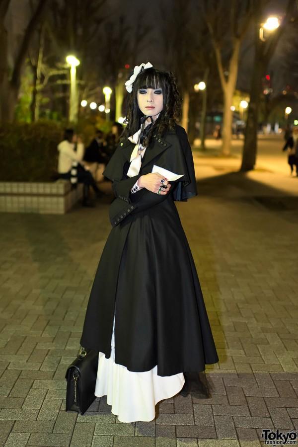 Versailles Visual Kei Fan Fashion (3)
