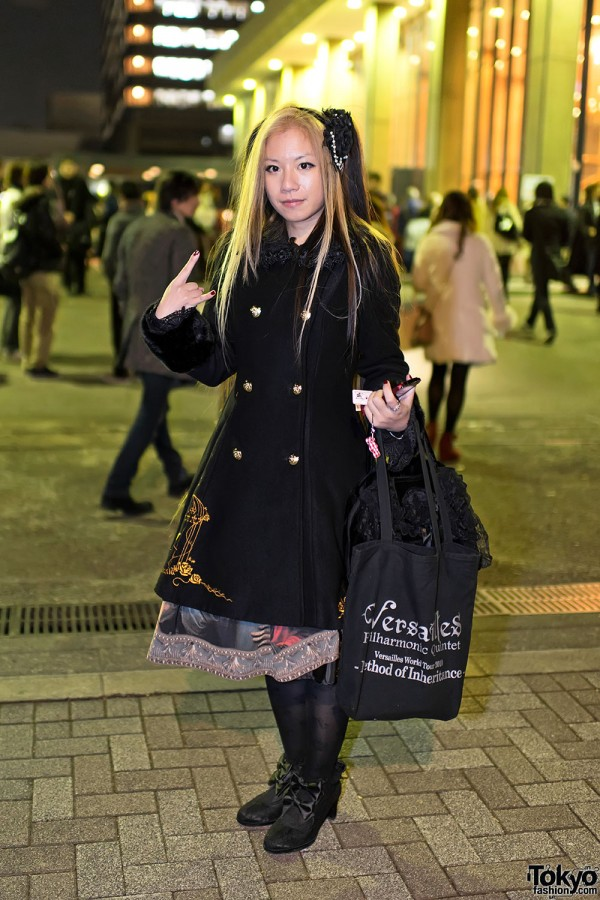 Versailles Visual Kei Fan Fashion (20)