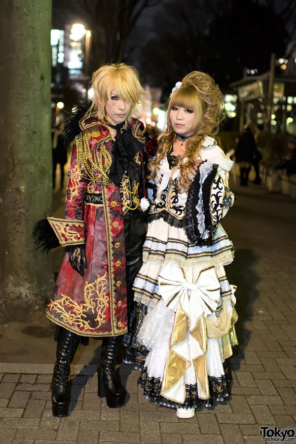 Versailles Visual Kei Fan Fashion (22)