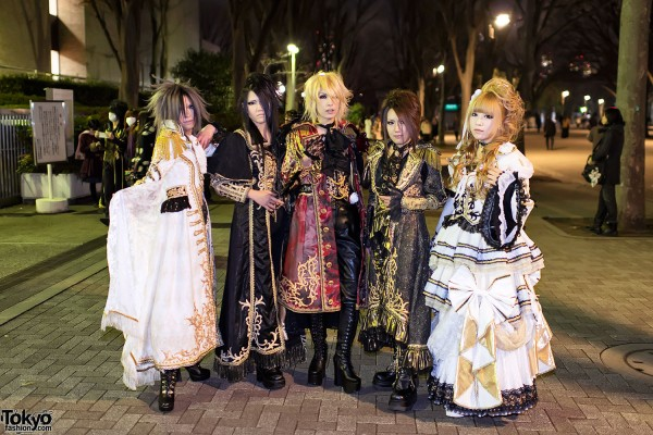 Versailles Visual Kei Fan Fashion (25)