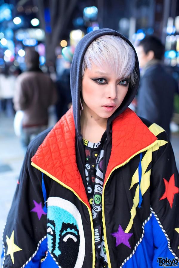 Hirari Ikeda Hoodie & Jacket
