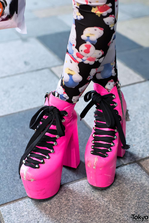 Hässliche Sneaker