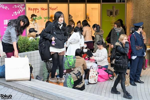 Shibuya Fukubukuro Lucky Bags (16)