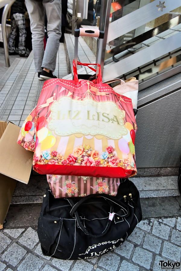 Shibuya Fukubukuro Lucky Bags (58)