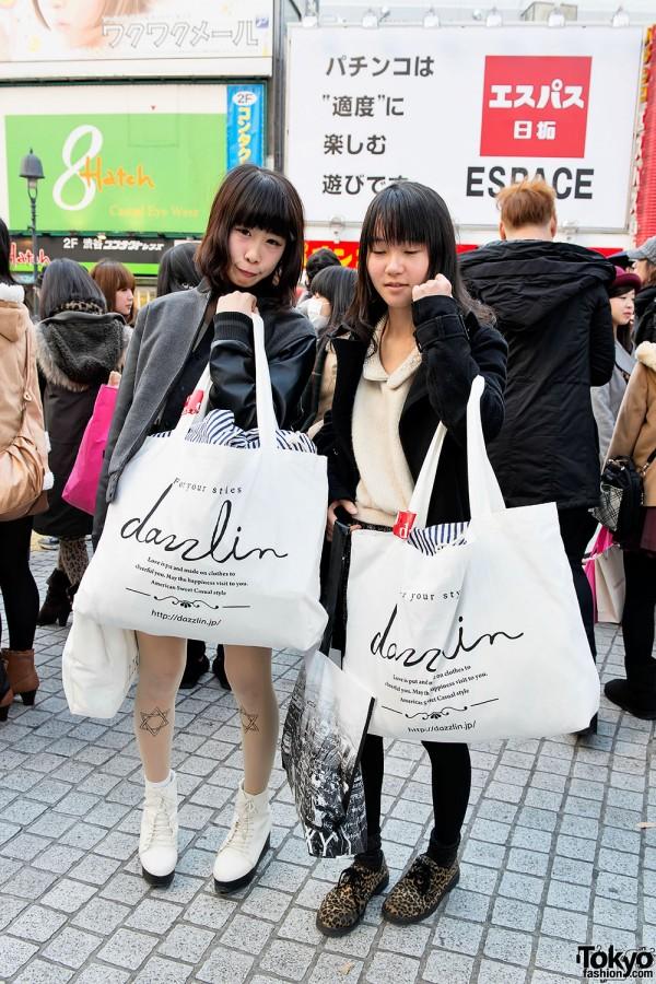 Shibuya Fukubukuro Lucky Bags (63)