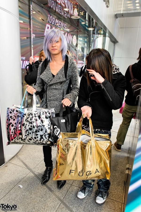 Shibuya 109-2 Lucky Bags