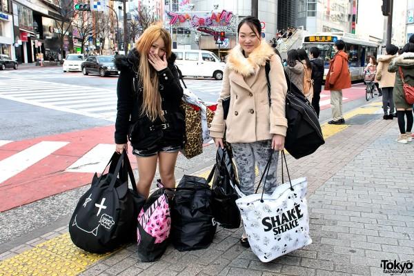 Shibuya Fukubukuro Lucky Bags (75)