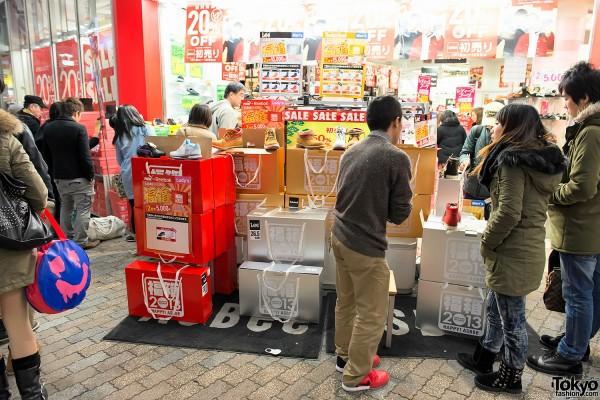 Shibuya Fukubukuro Lucky Bags (102)