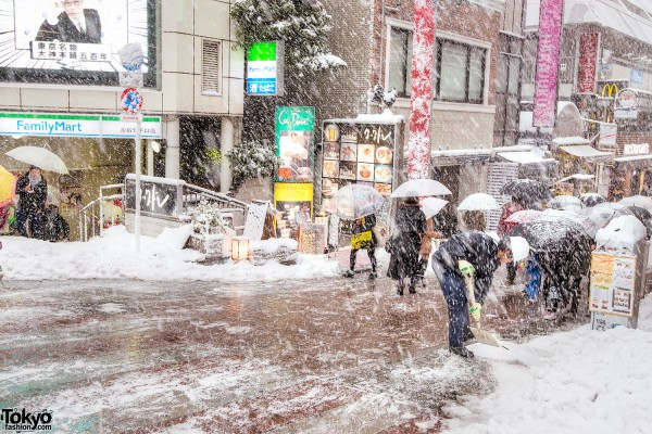 Coming of Age Day Japan 2013 Snow (8)