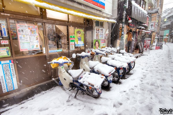Coming of Age Day Japan 2013 Snow (47)
