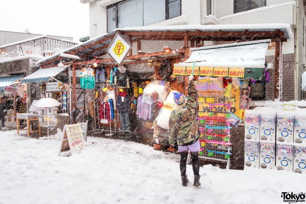Coming of Age Day Japan 2013 Snow (62)