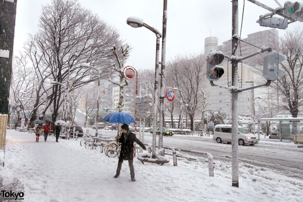 Coming of Age Day Japan 2013 Snow (89)