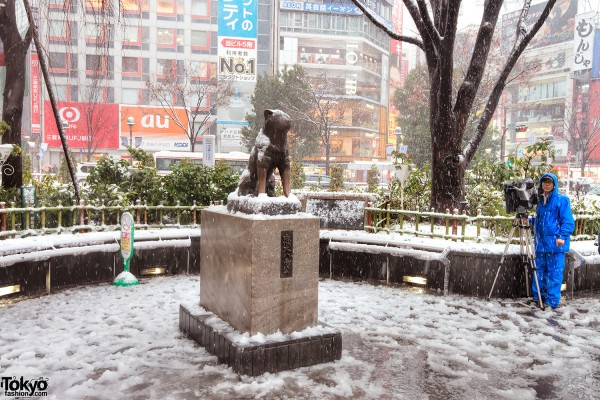 Coming of Age Day Japan 2013 Snow (100)