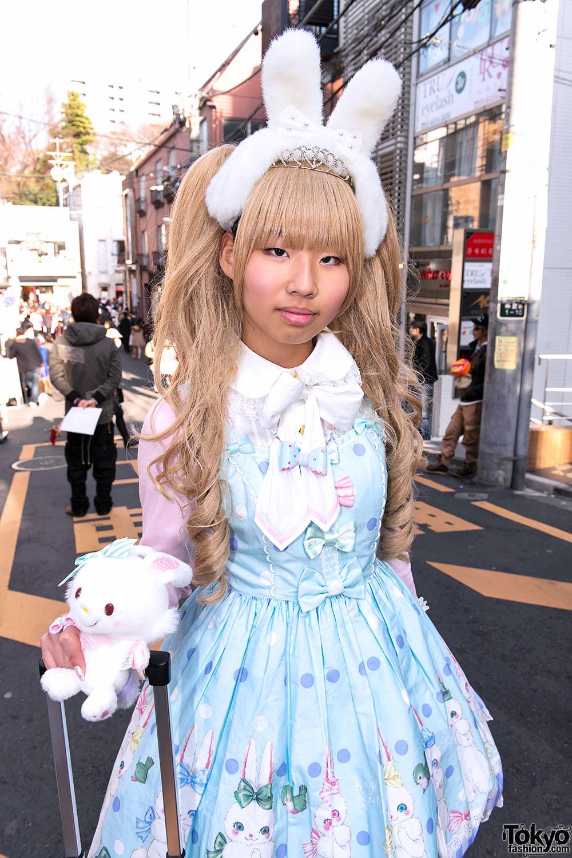 Harajuku Lolita Fashion w/ Pina Sweet Collection, Baby