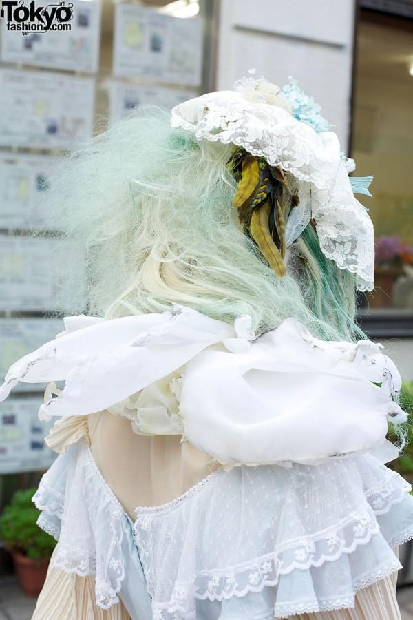 Antique Fashion in Harajuku