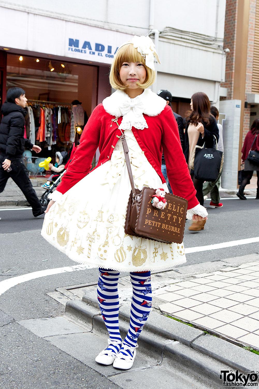 Angelic Pretty in Harajuku