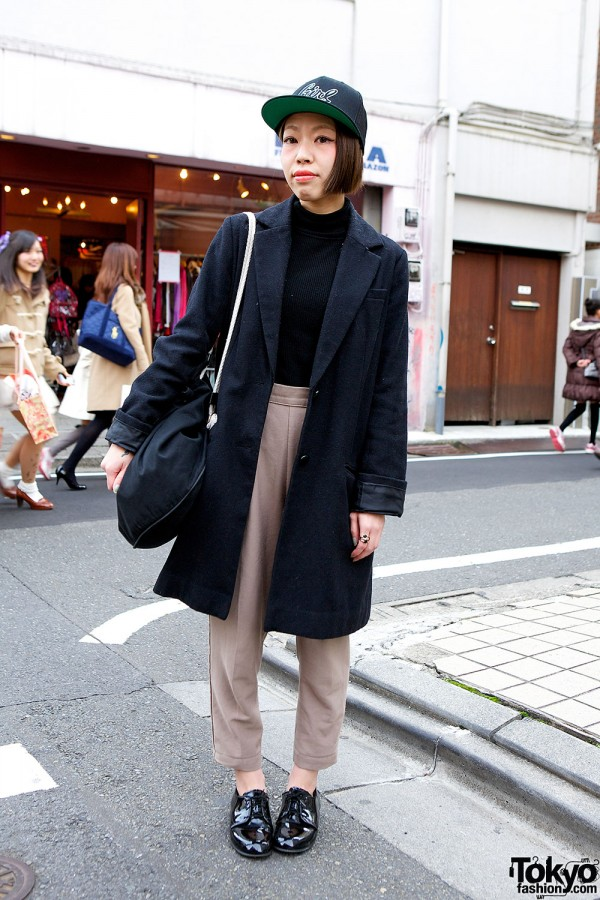 Resale Fashion in Harajuku w/ Chanel Bag & Patent Oxfords