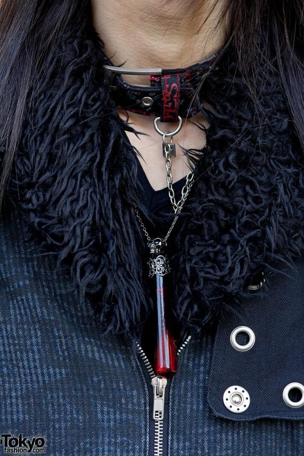 h.NAOTO necklaces