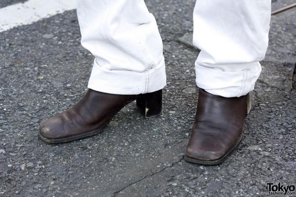 Dog Harajuku Boots