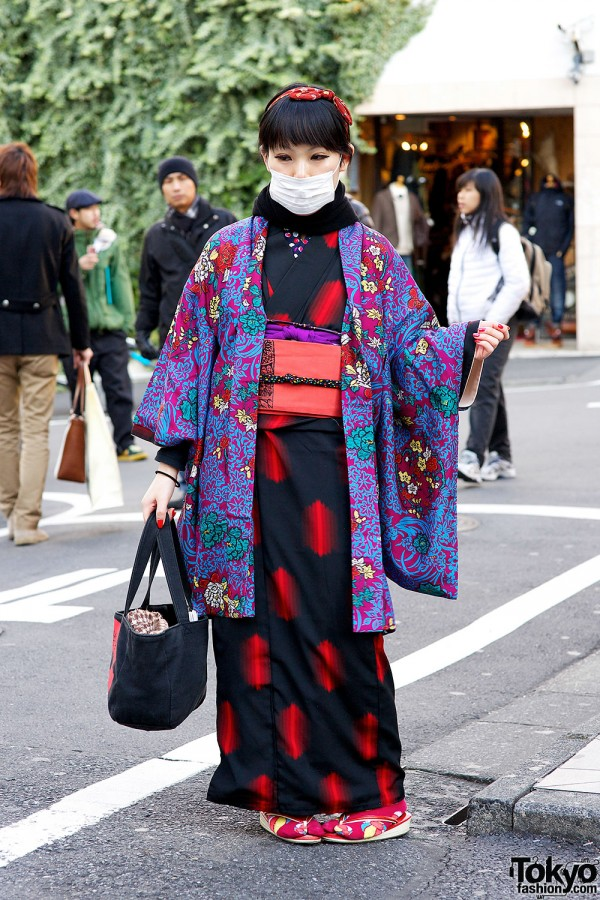 Harajuku kimono