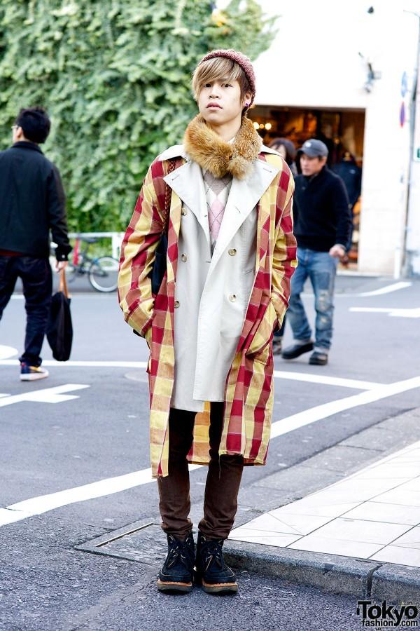 Harajuku resale outfit
