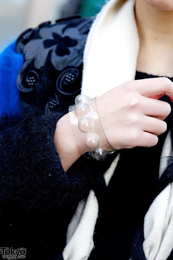 Anrealage bracelet