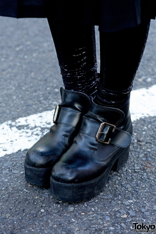 Goocy ankle boots