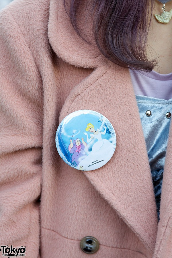Disney Cinderella pin