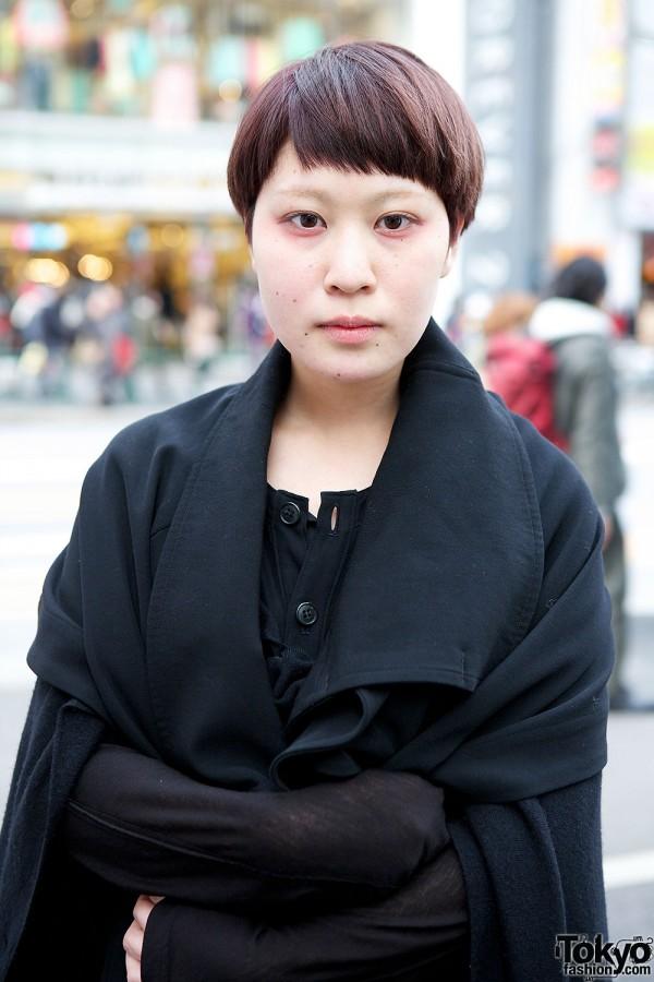 Limi Feu black coat