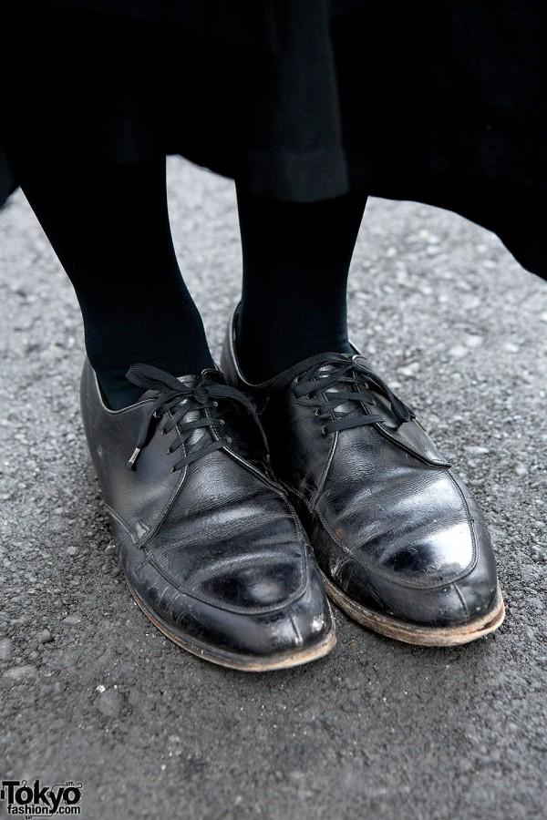 resale lace up shoes