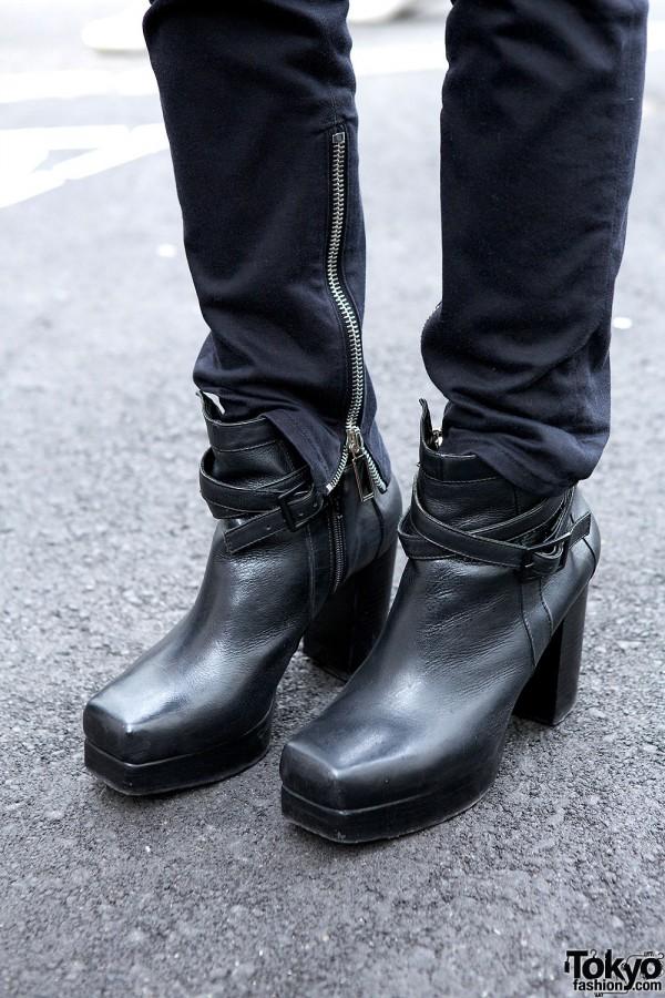 Rad Hourani boots