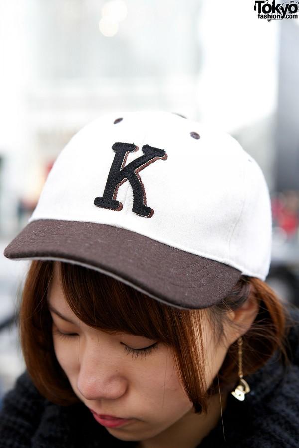 ANAP cap