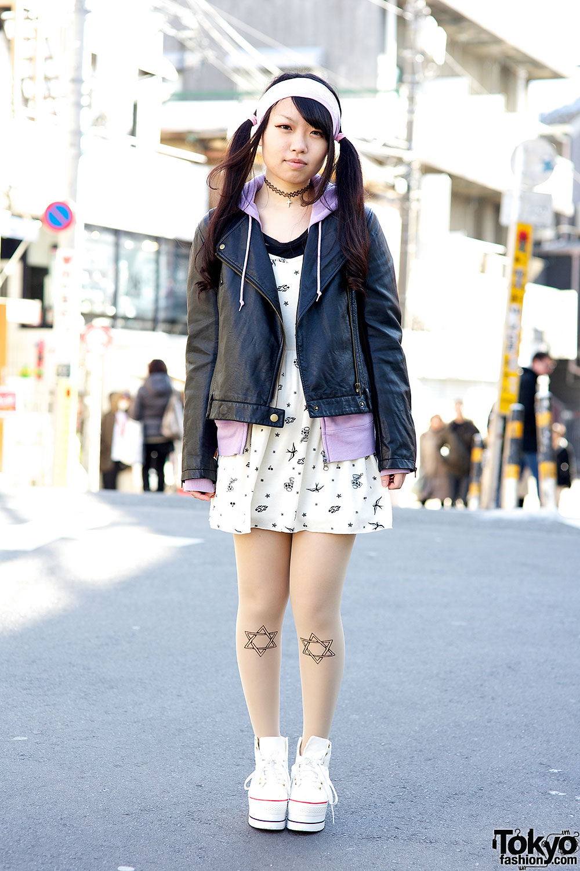 Cute Harajuku girl