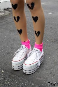 Tattoo Tights 2012