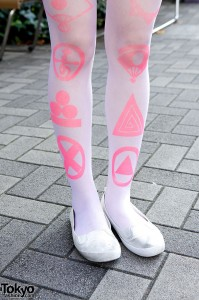 Tattoo Tights 2012