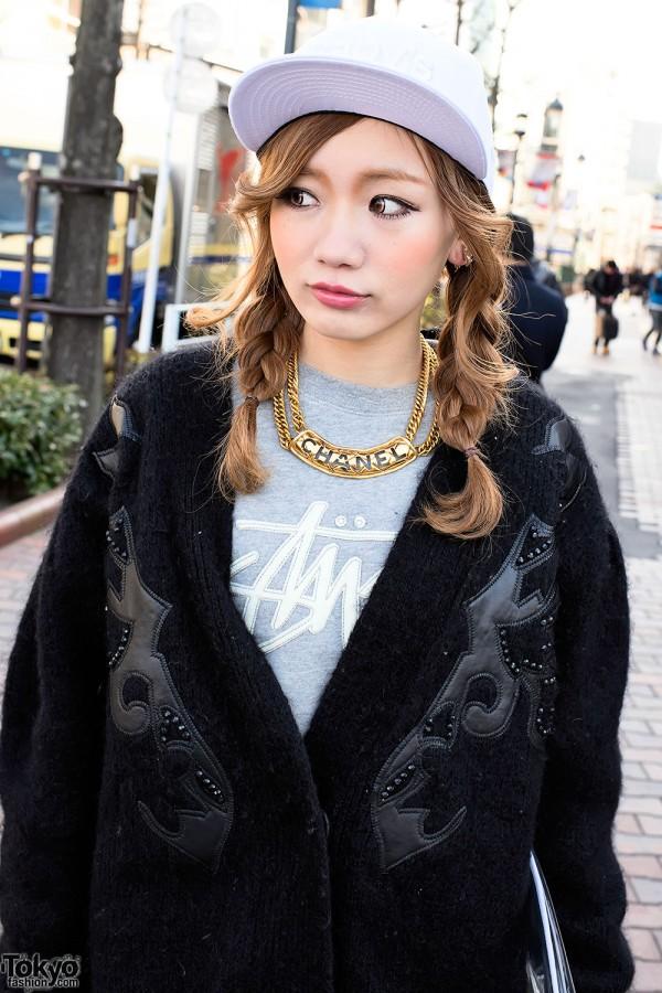 Chanel Statement Necklace in Shibuya