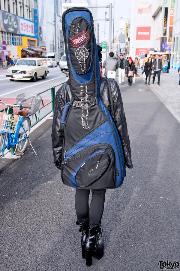 Harajuku Guitar Case w/ Slipknot