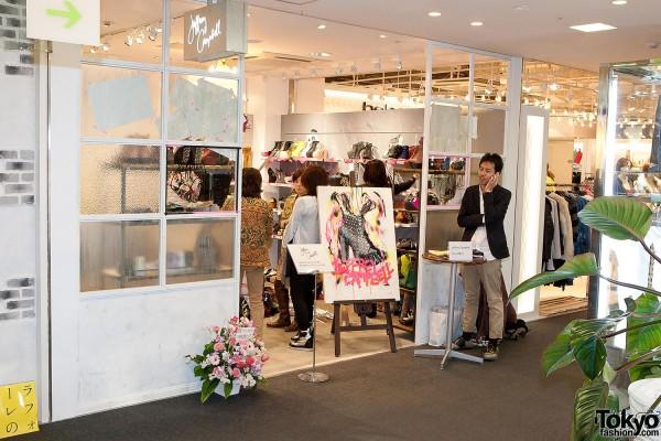 Jeffrey Campbell Harajuku Store (1)