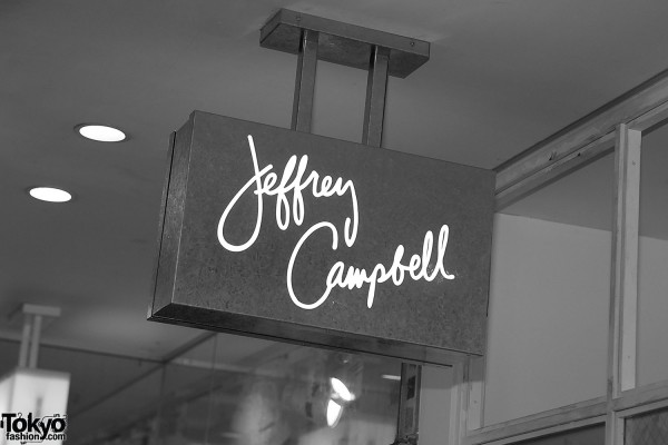 Jeffrey Campbell Harajuku Store (2)