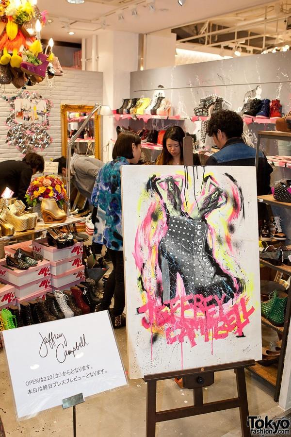 Jeffrey Campbell Harajuku Store (3)