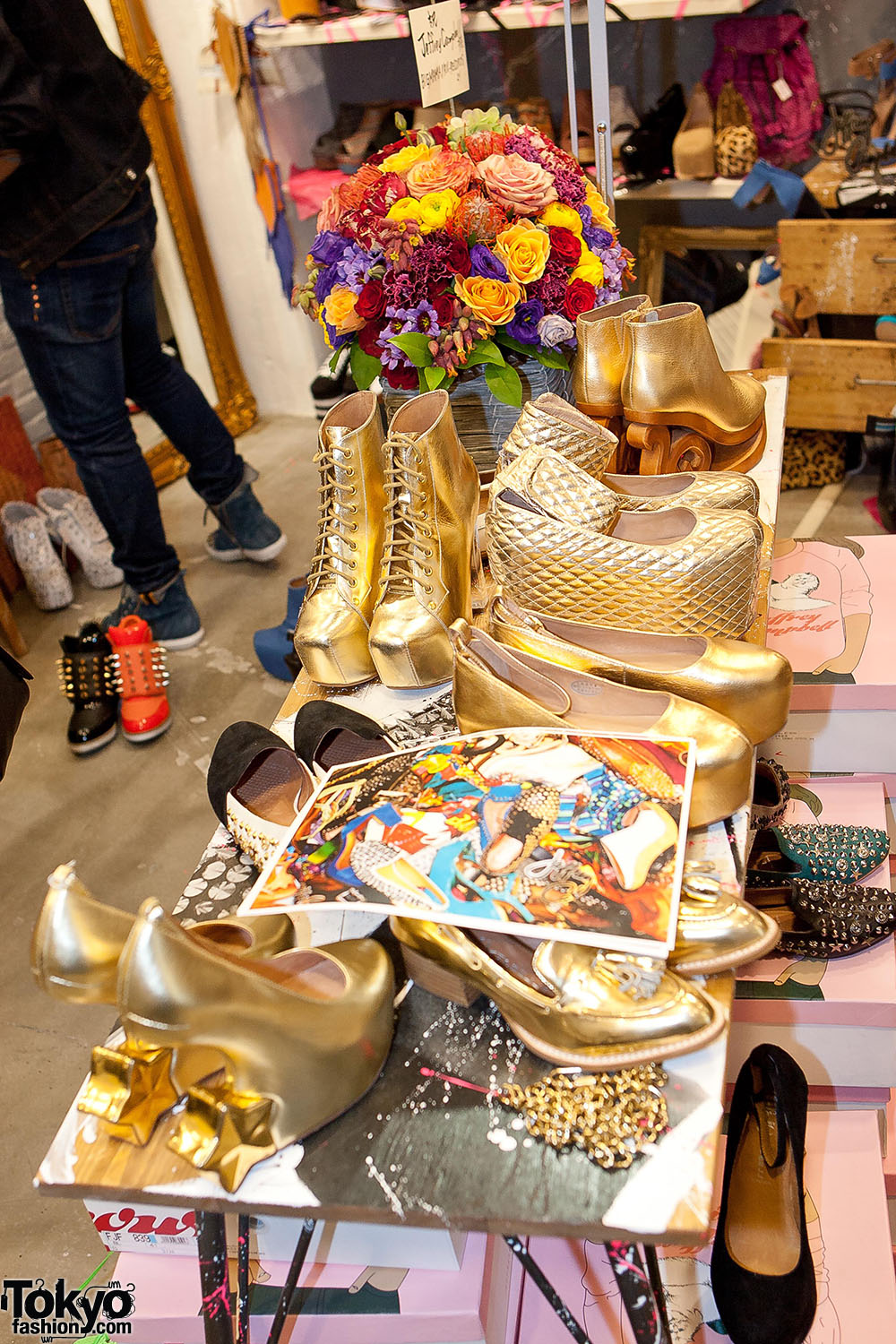 Jeffrey Campbell Harajuku Exclusives