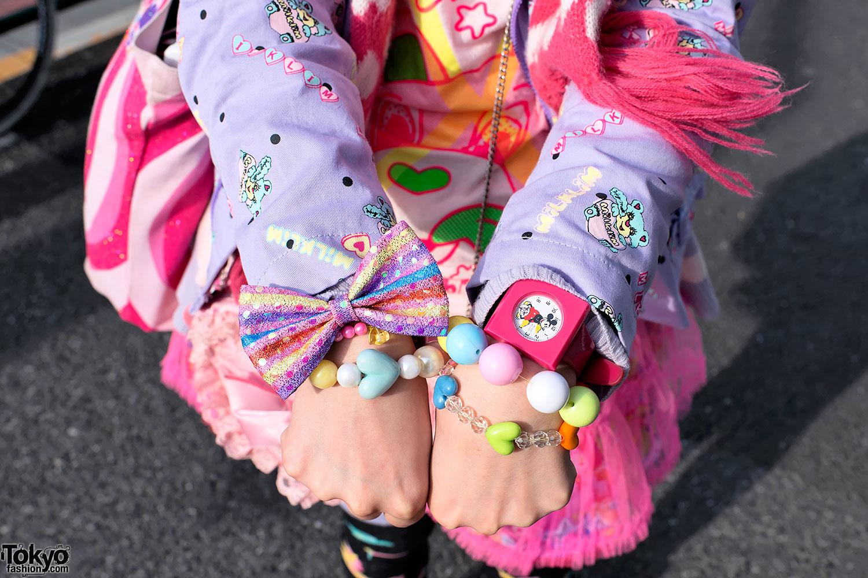 Cute Decora Amp Fairy Kei Accessories Tokyo Fashion News