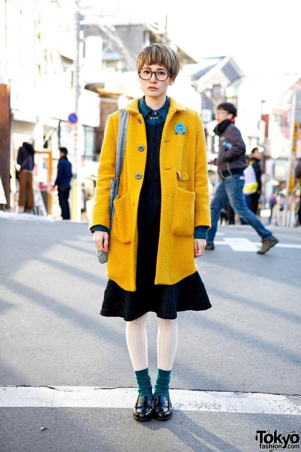 Didizizi mustard coat