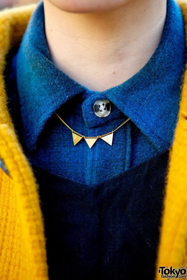 Aquvii necklace